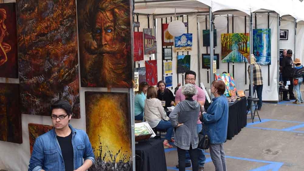 Preparan el Rosarito Art Fest