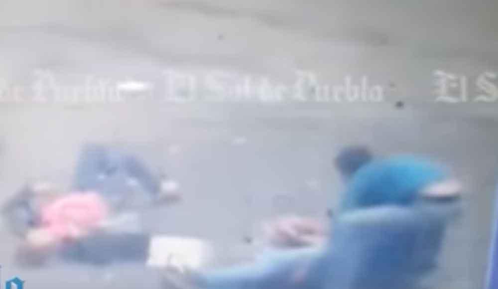 Ladrón mata accidentalmente a su cómplice durante un asalto