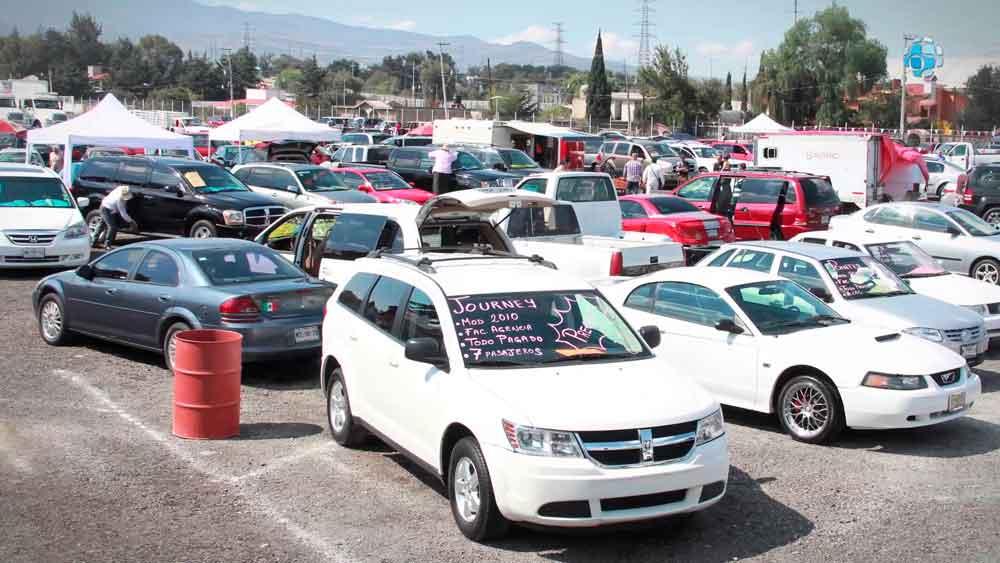 Facilitarán importación de autos usados a partir del 2 de mayo
