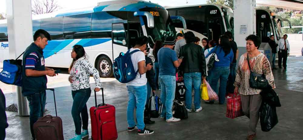 Habrá descuentos de hasta 50% en autobuses durante Semana Santa