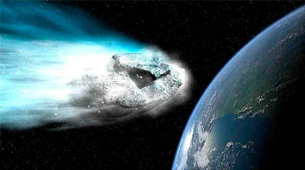 Asteroide pasará muy cerca de la Tierra este miércoles