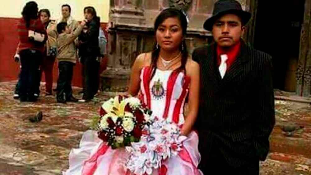 Boda al estilo Chivas del Guadalajara