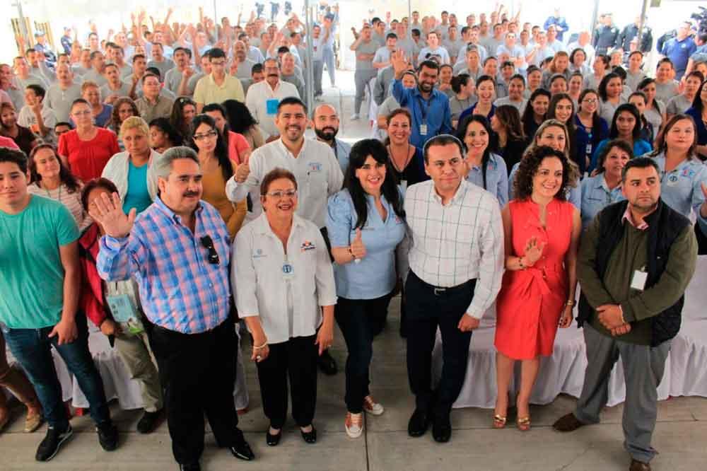 """Entrega Gobierno de BC constancias del programa """"Escuela para Padres"""" a internos del CERESO Tijuana"""
