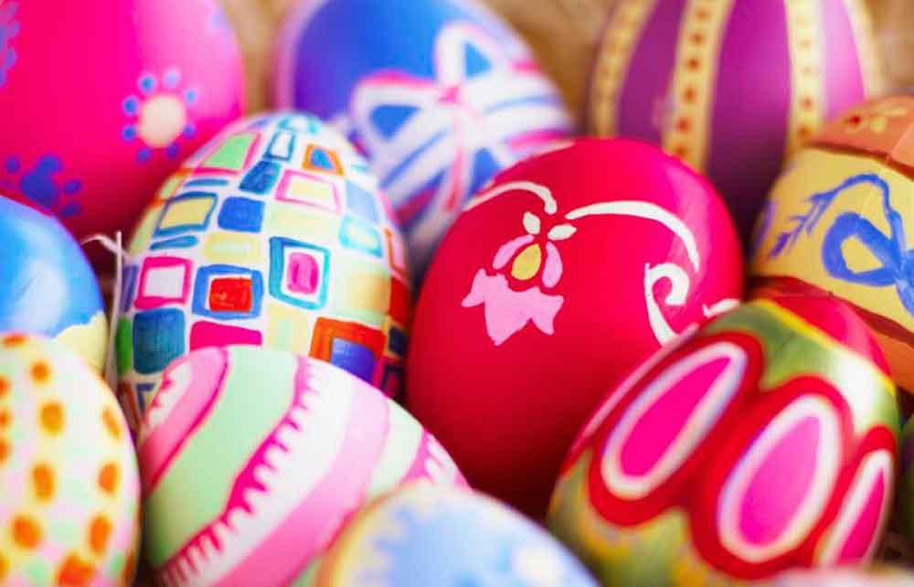 Multarán a quien no declare huevos de Pascua en puentes internacionales
