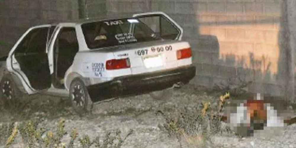 Mujer mata a taxista que la violó