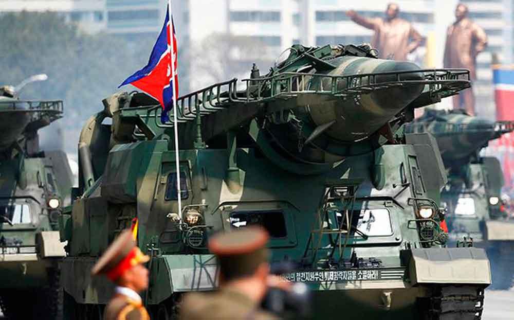 """Acusan a EU de """"provocar"""" una peligrosa guerra nuclear"""