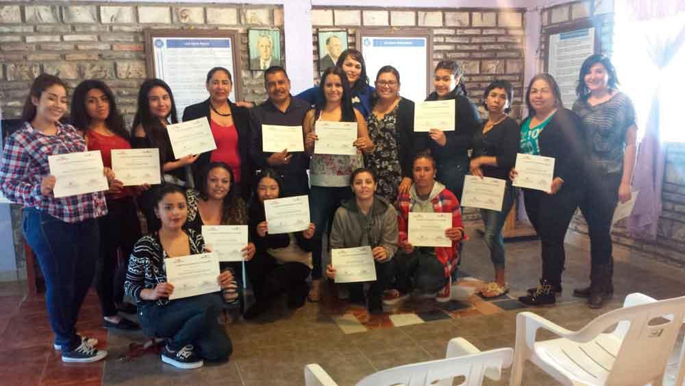 Concluyen taller psicoeducativo para mujeres de centro de rehabilitación