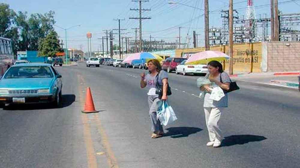 Pronostican 50 días de calor intenso para Mexicali