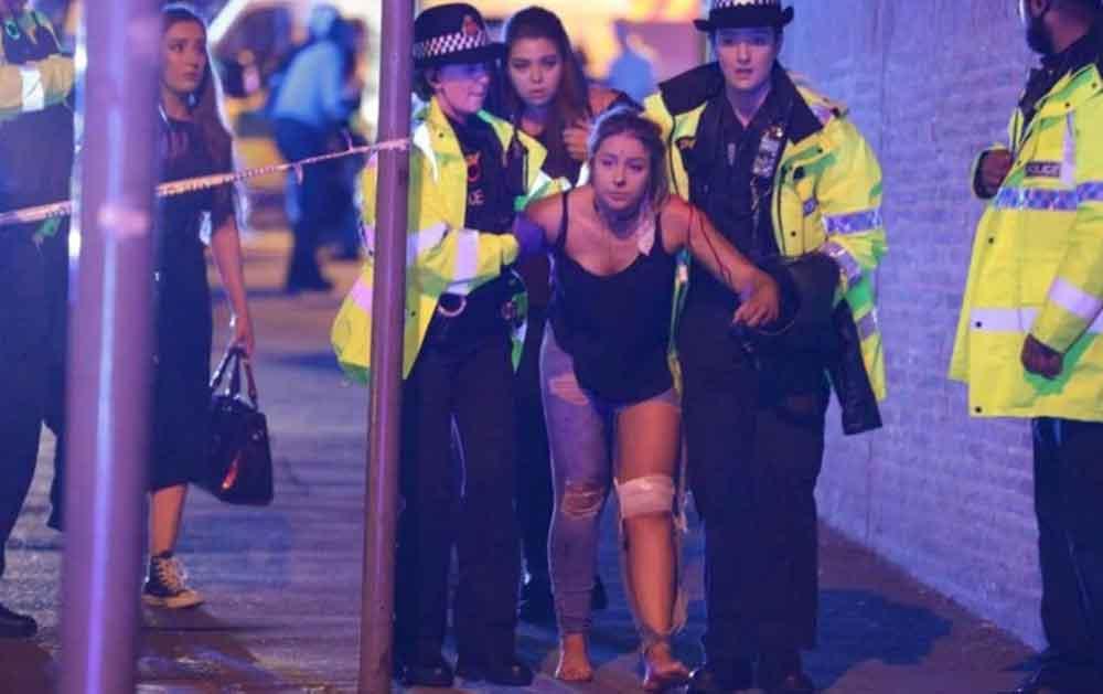 Así fue la noche del atentado durante concierto de Ariana Grande