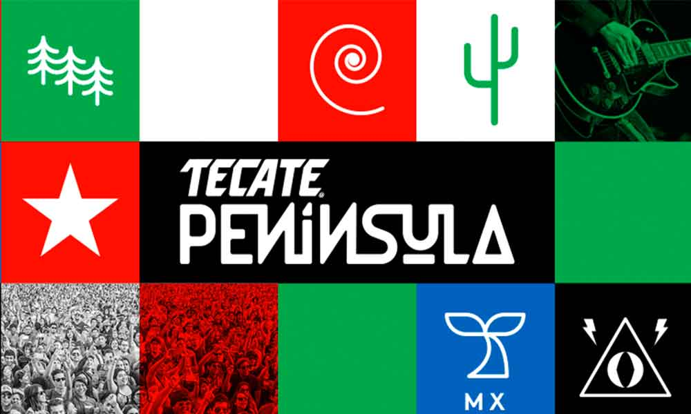 Dan a conocer la lista de artistas del Tecate Península