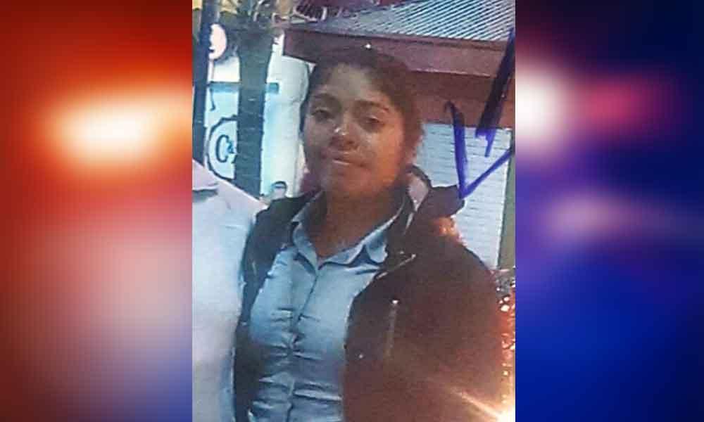 Yaquelin de 16 años se encuentra desaparecida en Tijuana