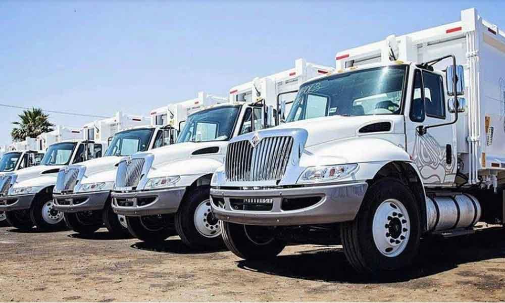 Camiones de basura inician operaciones hoy en Tijuana