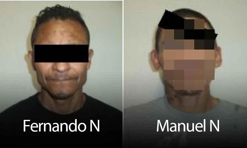 Detenidos en Tecate por delito de violencia familiar y robo con violencia