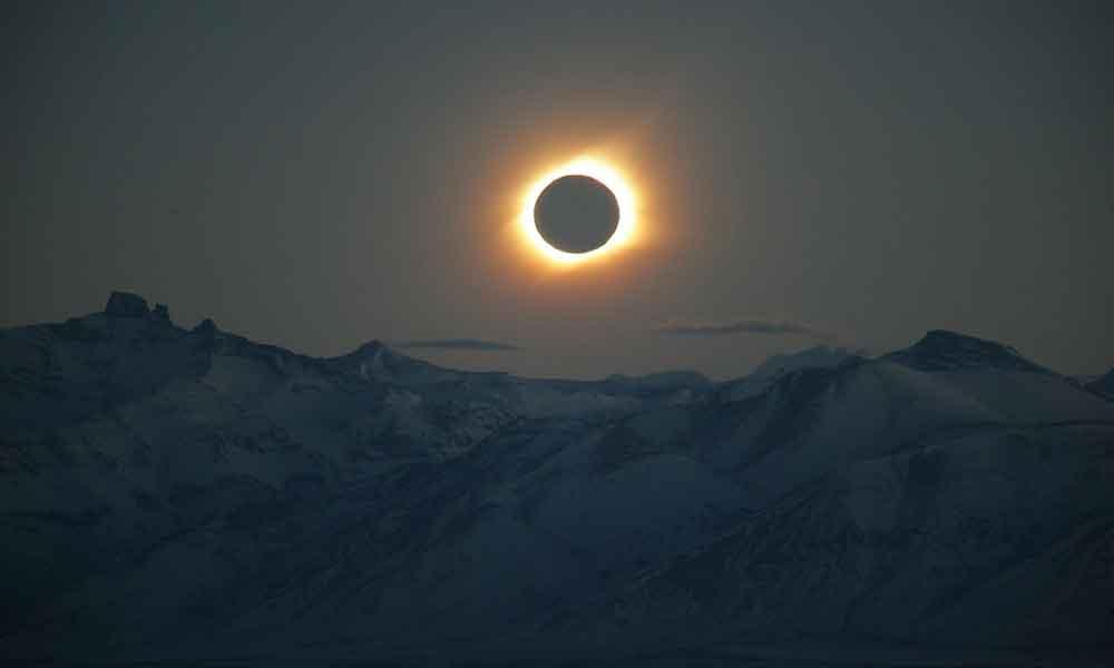 Gran eclipse de sol en agosto que cubrirá a gran parte del planeta