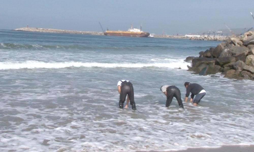 Lluvias podrían provocar nuevo cierre de playas en Ensenada