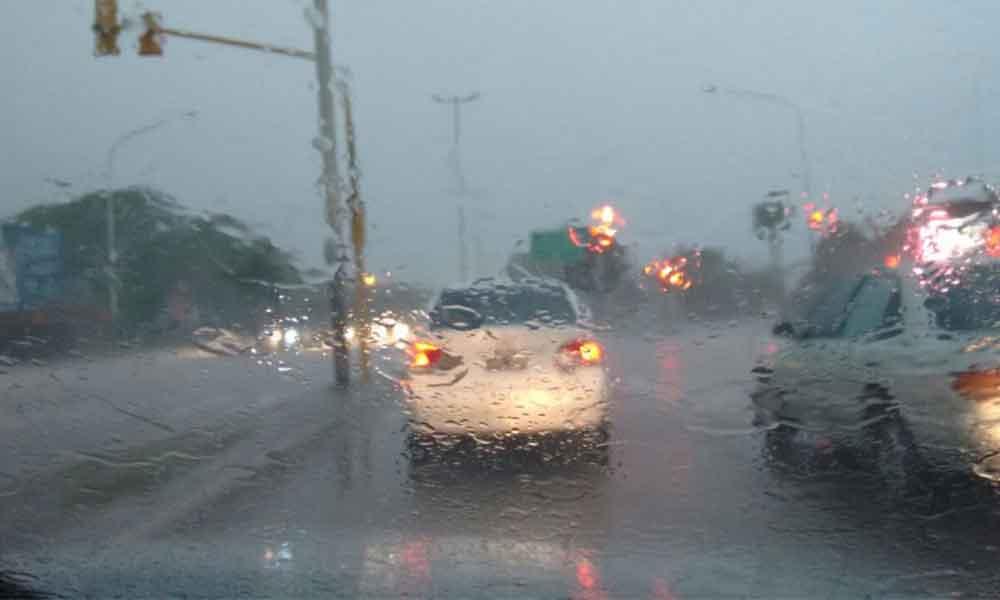 Lluvias comenzarán este sábado por la tarde en Baja California; Posibilidad de tormenta eléctrica para el domingo