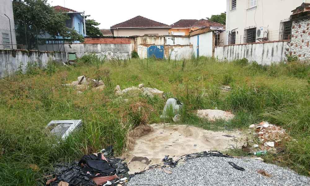 Terrenos baldios en Tecate podrían ser embargados