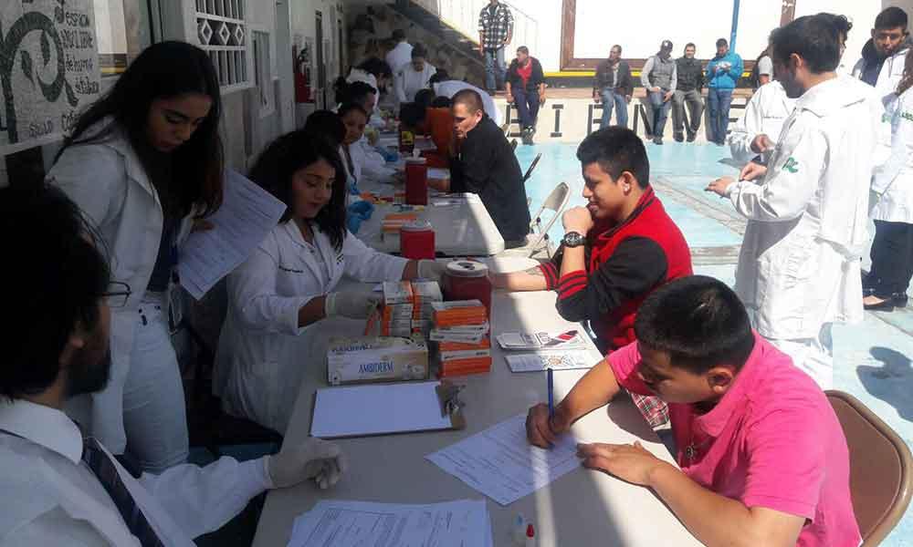 Actualmente 1 mil 384 personas bajo tratamiento por VIH/SIDA en la región de Tijuana, Tecate y Rosarito