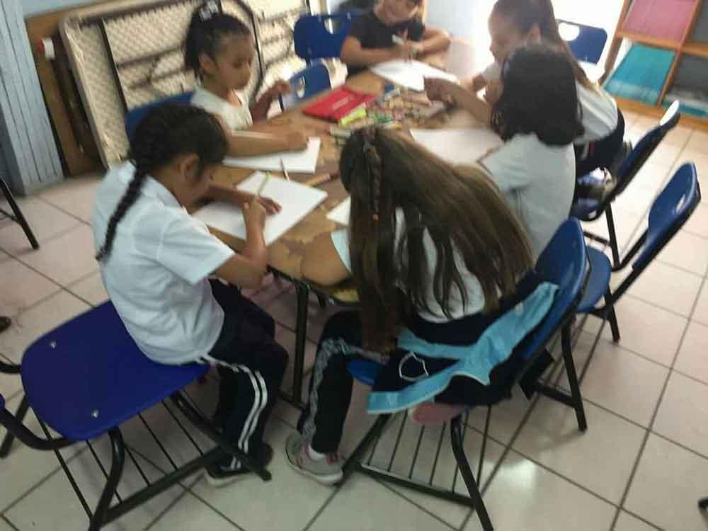 Realizan jornadas de apoyo a alumnos migrantes en Tecate