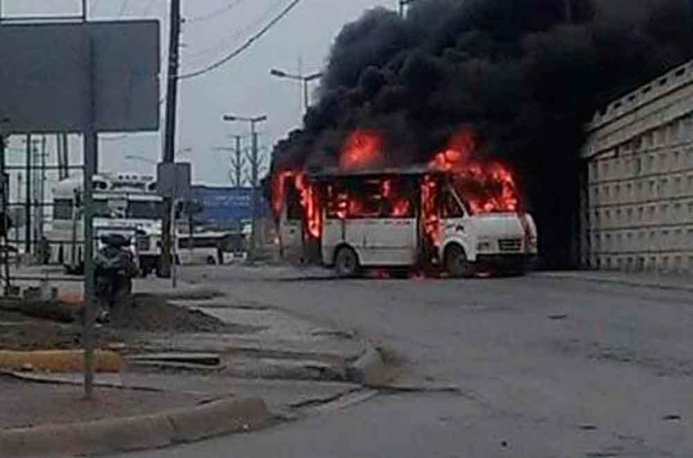 ¡No vengan a Reynosa!; alertan ciudadanos