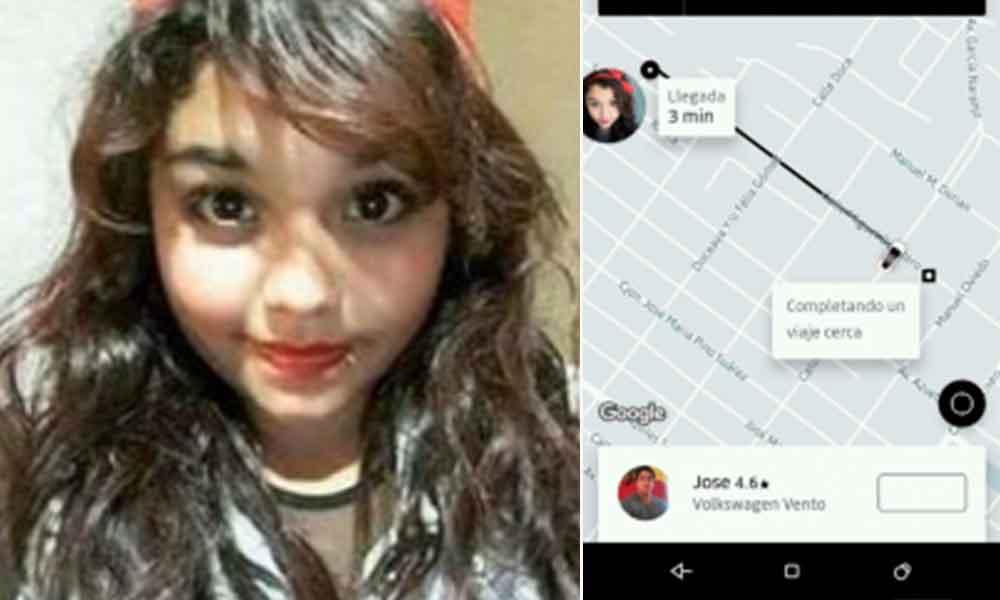 Brenda no se extravió tras subir a un Uber; se escapó con el novio
