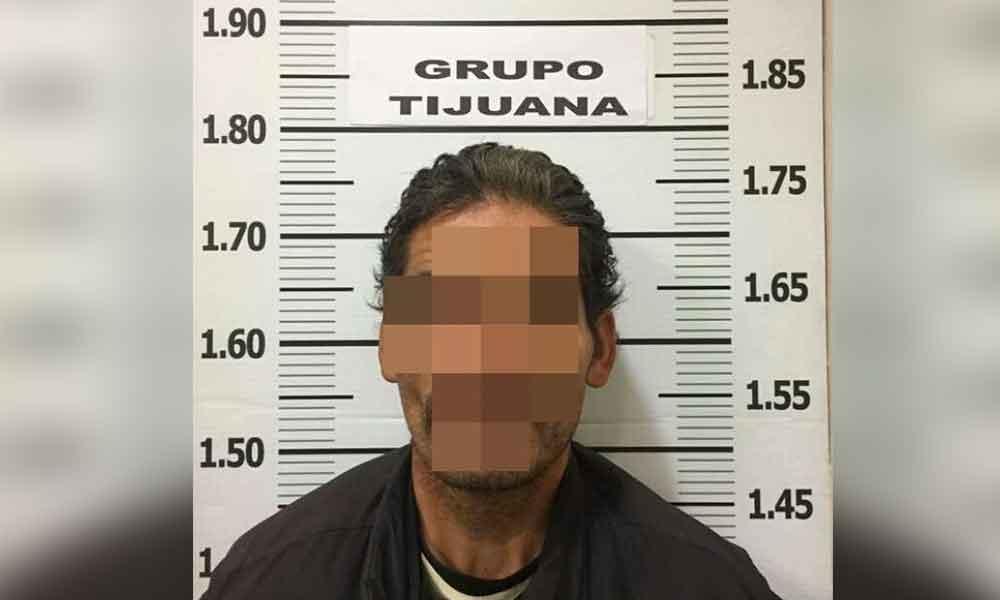 A prisión presunto violador de 7 niños en Tijuana