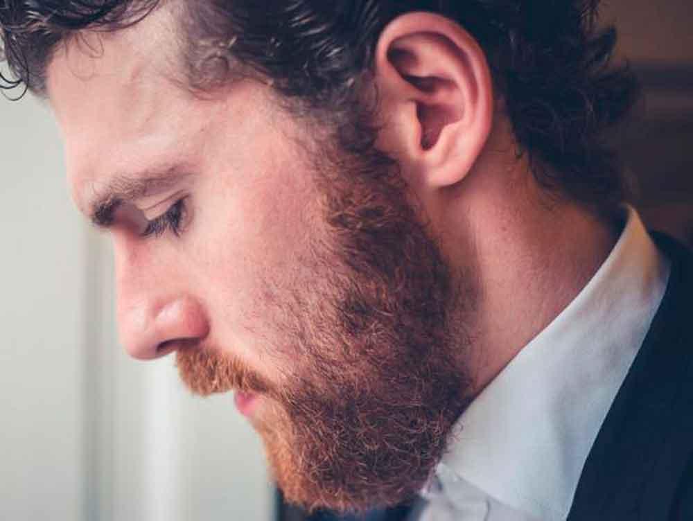 Hombres con barba son más infieles: estudio