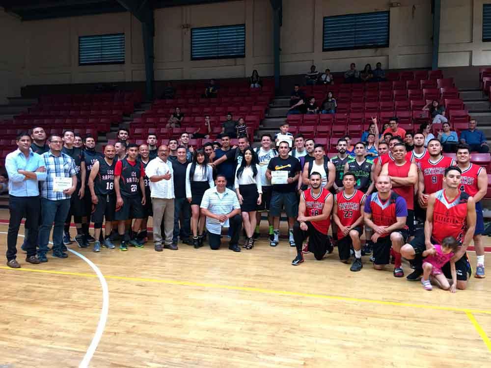 Tecate, sede del torneo estatal de baloncesto selectivo