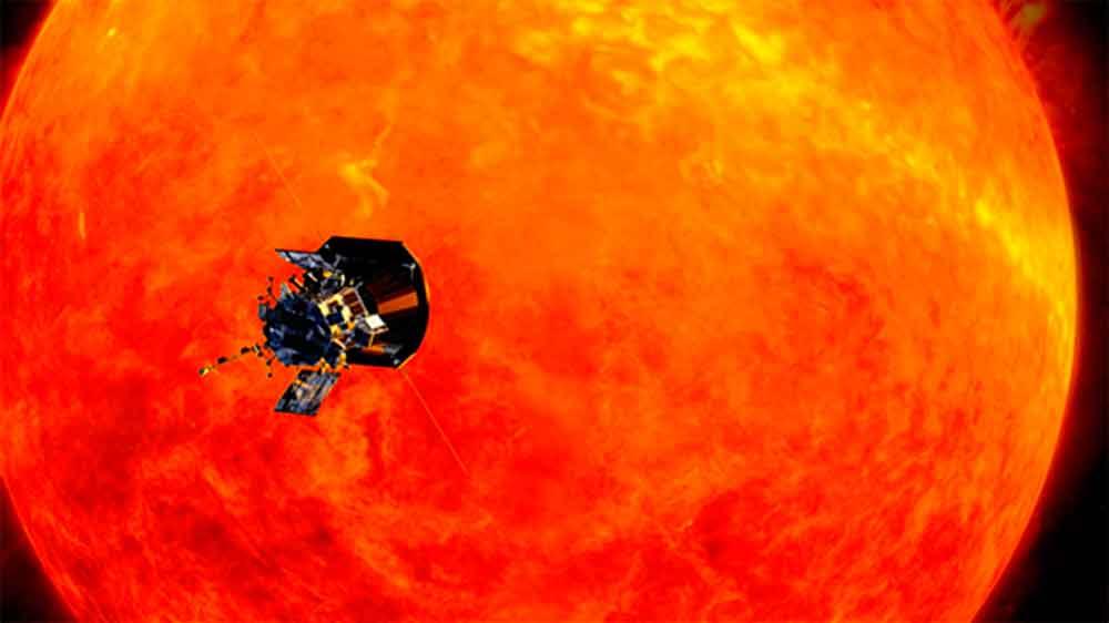 """NASA anuncia histórica misión que busca """"tocar el Sol"""""""