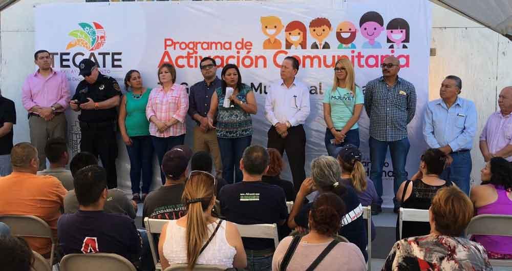 Programa de activación comunitaria sigue enlazando comunidad y Gobierno para lograr mejores beneficios