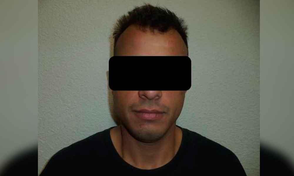 Capturan en Tecate a presunto violador