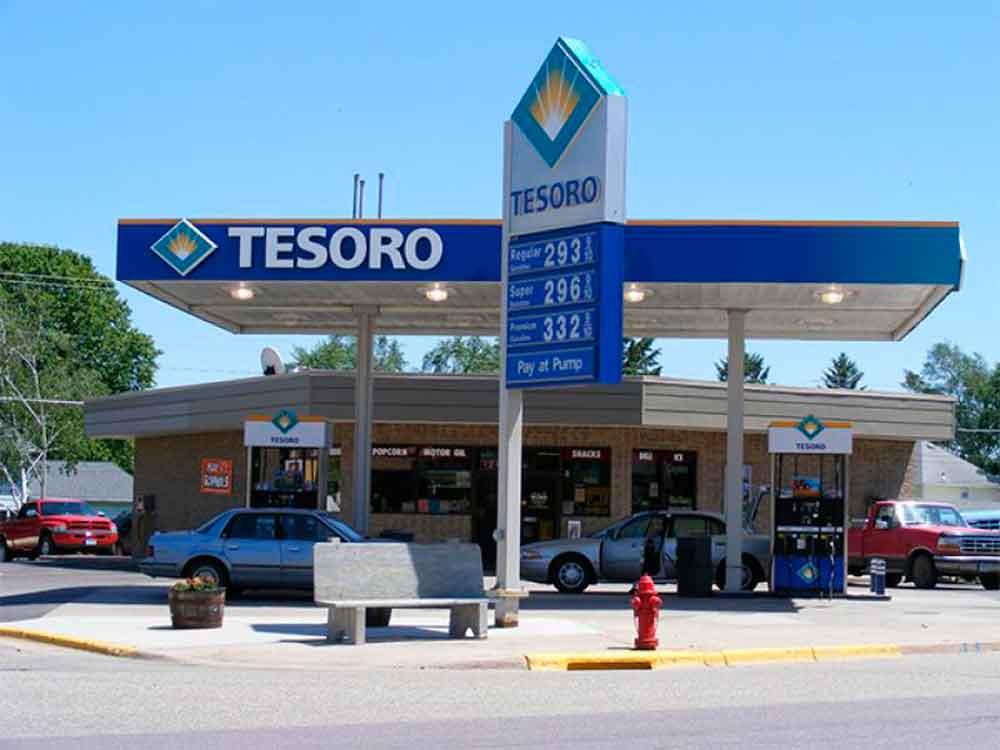 PEMEX ya tiene competencia, Tesoro ingresará gasolina a México