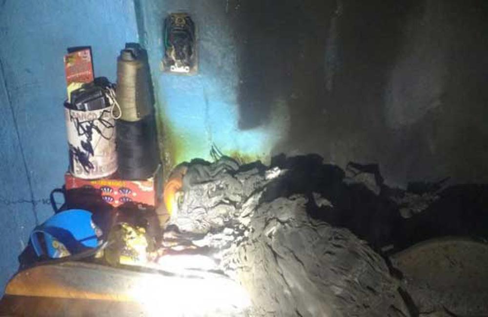 Dos hermanitos mueren intoxicados en 10 de mayo