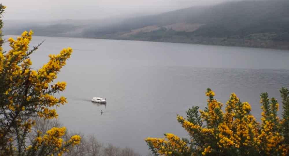 Regresa el monstruo del lago Ness; aseguran haberlo visto
