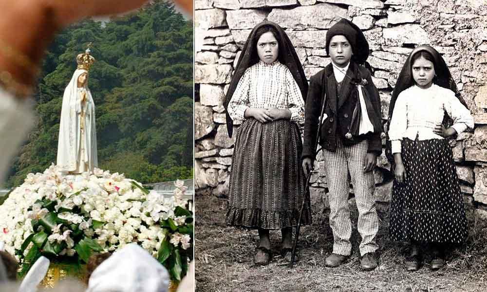Revelan verdadero secreto de la Virgen de Fátima a 100 años de su aparición