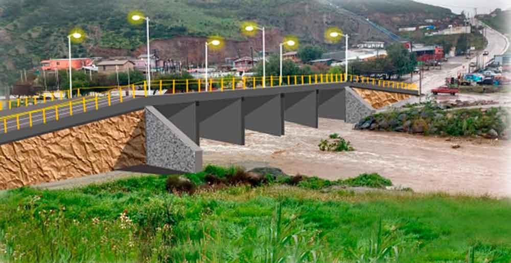 Informan sobre cierre de bulevar Las Torres y cruce con el río