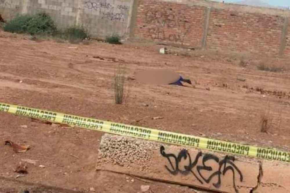 Asesinan mujer en Mexicali, le dejan cuchillo clavado en sus partes íntimas
