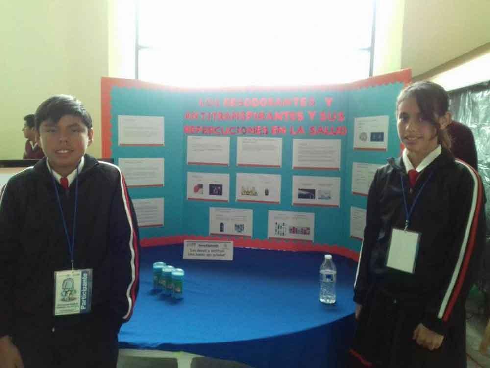 Obtienen tecatenses primer lugar en concurso de ciencia y tecnología