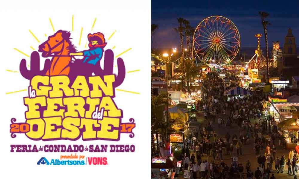 ¡Ya viene la gran Feria del Condado de San Diego!