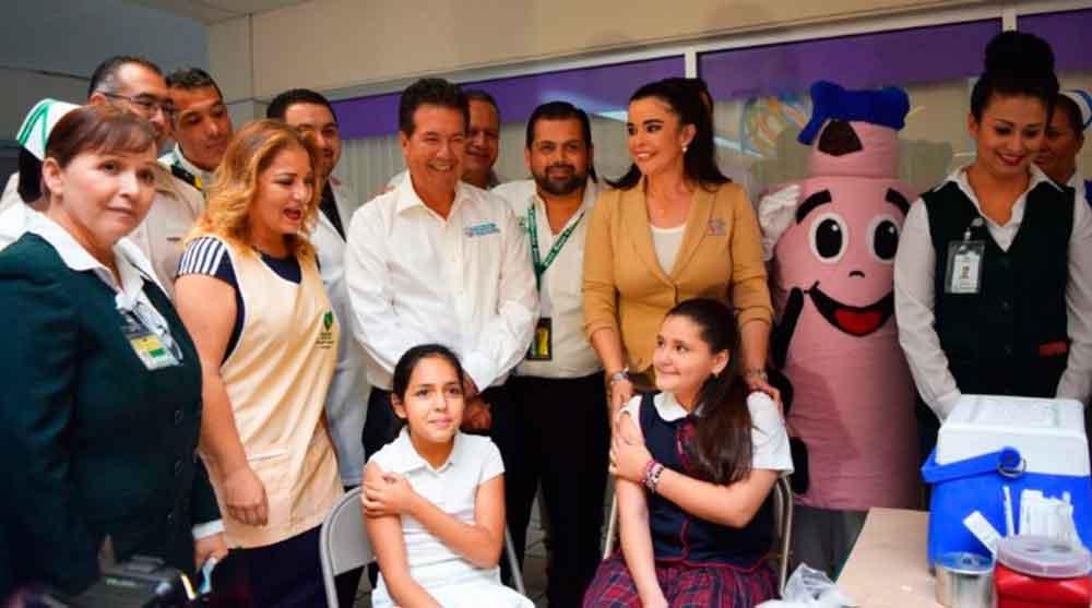 Inauguran en BC Semana Nacional de Salud 2017
