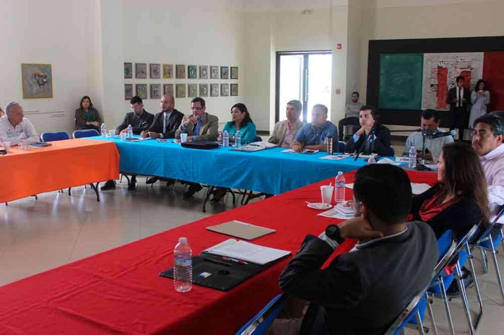 Participa Alcaldesa de Tecate en reunión de desarrollo metropolitano