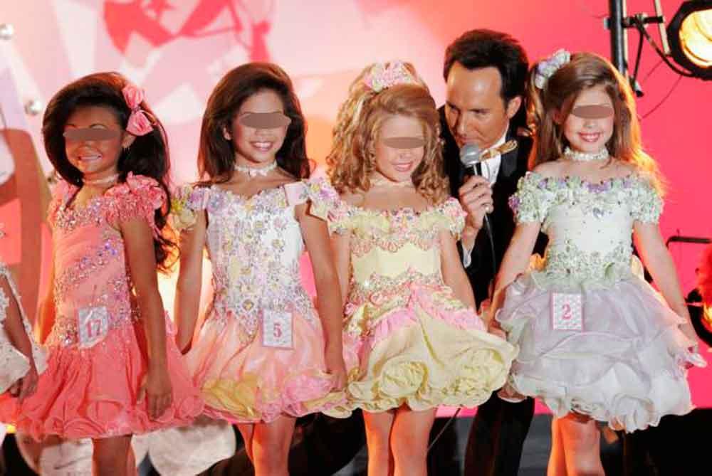 Rechazan concursos de belleza infantil en México