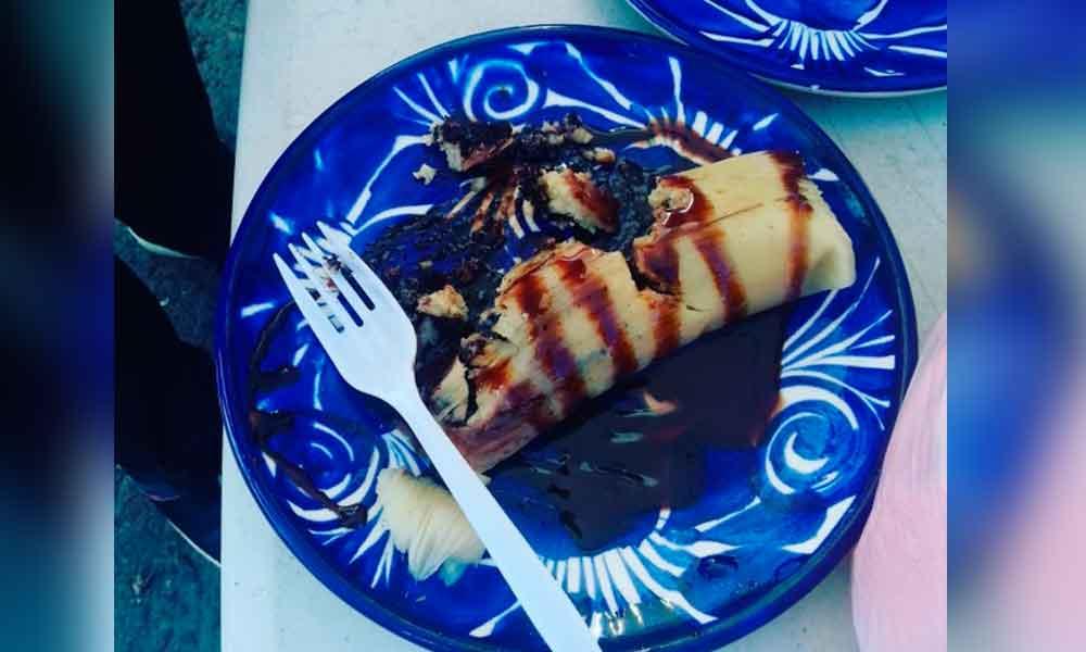 Conoce los tamales de Gansito hechos en Tijuana