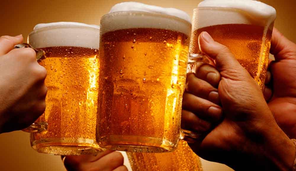 La cerveza es mejor para el dolor que el paracetamol
