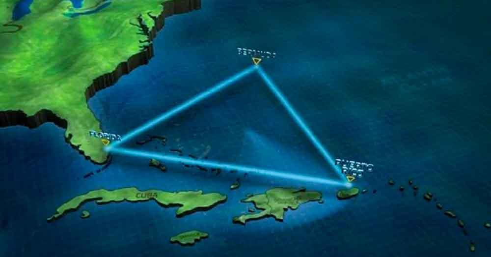 Avioneta con un grupo de estadounidenses se pierde en el Triángulo de las Bermudas