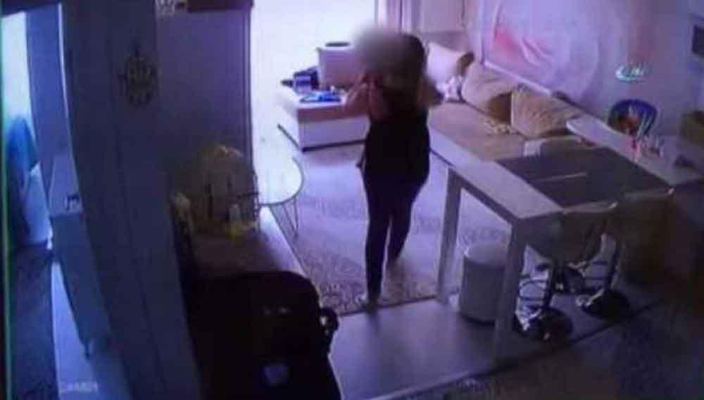 Padres instalan cámaras y captan a niñera asfixiando a su hijo