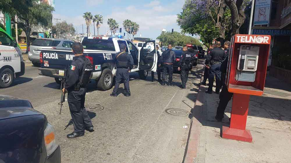 Se registra atentado contra subdirector de la PEP en Tijuana