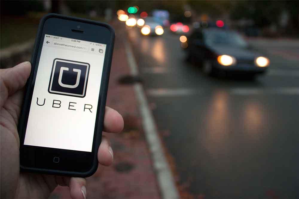 Lo que Uber no quiere que sepas; así vigilan a sus usuarios