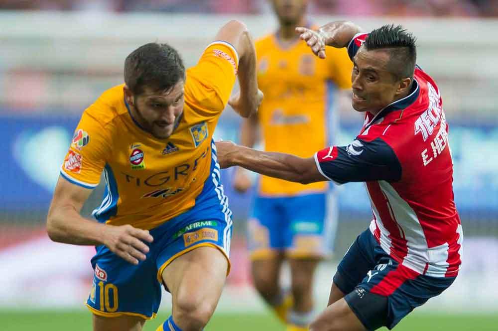 Chivas enfrentará a tigres en final histórica