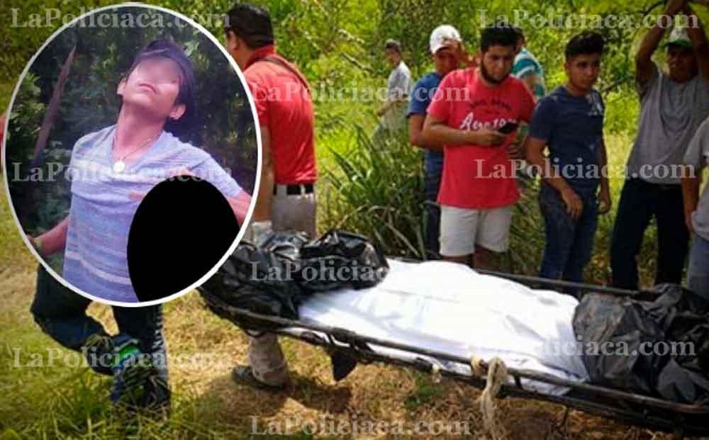 Localizan muerto a joven que asesinó a su vecino y se tomó foto con los restos del cuerpo